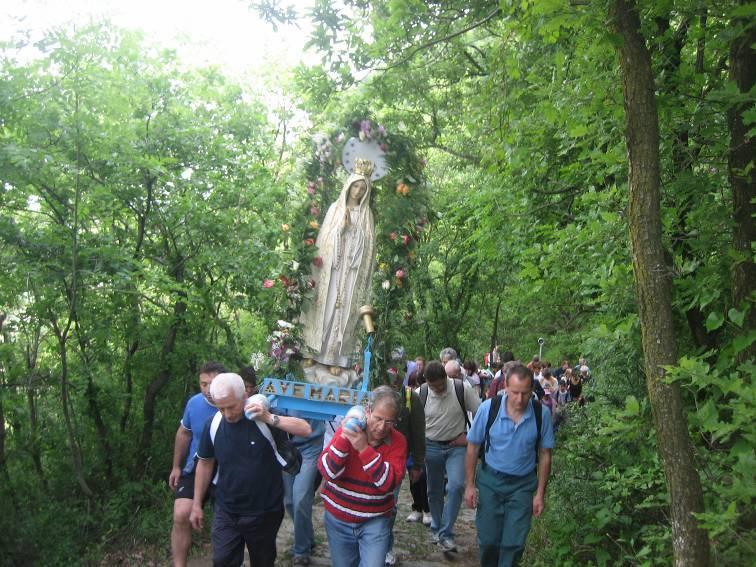 processione mariana