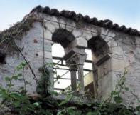 Bifora del palazzo del feudo