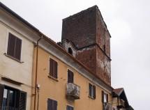 Torre del palazzo del feudo